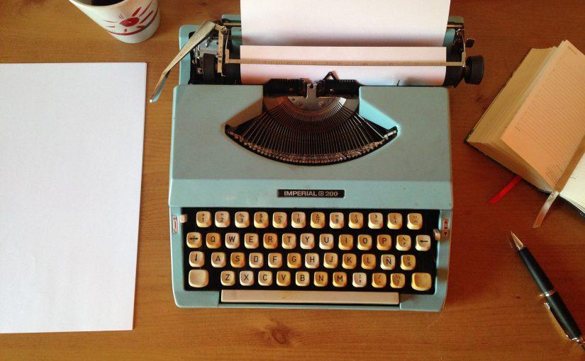 文章を書くときいつも参考にしている項目